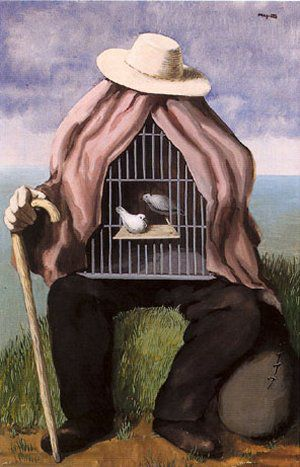 [Jeu] Association d'images - Page 4 Cage.magritte