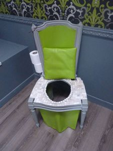 1000 images about vivre on pinterest - Toilette seche castorama ...